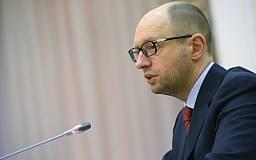 Ситуация в энергетическом секторе Украины: Яценюк созывает антикризисный штаб на заседание