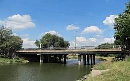 В Кривом Роге произошел обвал моста через реку Ингулец