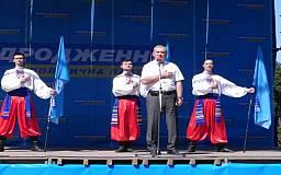 «Відродження» Днепропетровщины представило лидеров