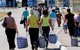 До 70% переселенців не хочуть повертатися з Дніпропетровщини до рідних домівок