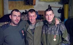 Криворожские бойцы 17-й танковой бригады получили награды «За заслуги»
