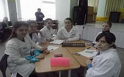 В Кривом Роге состоялся турнир химиков-исследователей по теме «ВОДА. РАСТВОРЫ»