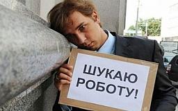 В Государственной службе занятности вакансий в три раза меньше чем безработных