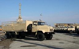 Украина продала Египту партию новых военных грузовиков КрАЗ