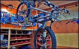 Криворожанам будут бесплатно ремонтировать велосипеды