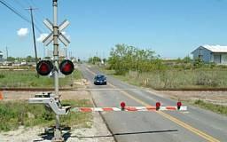 ДАІ нагадує правила проїзду залізничних переїздів