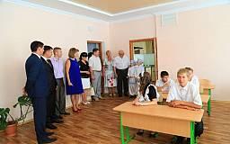 Ингулецкий ГОК открыл класс социальной подготовки «Шагаем в будущее»