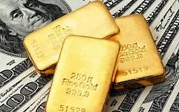 Украина пополнила золотовалютные резервы