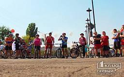 В Кривом Роге состоялись велопробег Сritical Mass и велогонка Criterium