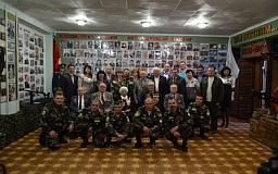 В Ингулецком районе Кривого Рога состоялось открытие музея боевой славы «Память»