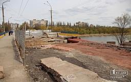 Мост между Заречным и 129 кварталом откроют через два месяца