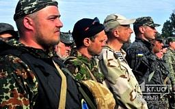 В Кривом Роге наградили бойцов воинской части 3011 (ДОПОЛНЕНО)