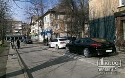 Свидетели событий: ГАИ вместо наказания владельцев престижных автомобилей демонтировала дорожный знак?