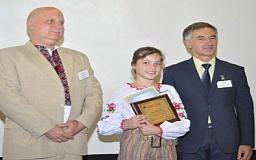 Криворізька учениця Марина Куждіна стала переможницею у всеукраїнському конкурсі «Чорно-біле кіно»