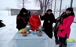 В Кривом Роге открылись уличные ледовые катки (адреса)