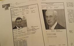 Интерпол объявил Януковича и Азарова в розыск