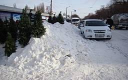 Мы понимаем, что ни технически, ни физически, ни финансово вывезти такое количество снега невозможно, - Городская власть