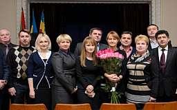 В Кривом Роге прошла конференция партийной организации Всеукраинского объединения «Батьківщина»