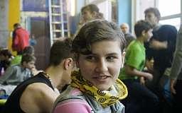 Переселенка из Донецка привезла Кривому Рогу золотую медаль с соревнований по скалолазанию