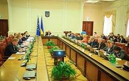 Кабмин ввел режим чрезвычайной ситуации в Луганской и Донецкой областях