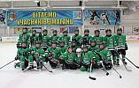 Хоккейная команда «Кривбасс-2006» одержала уверенную победу у гостей из Донецка
