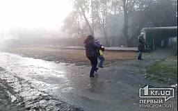 Дорога в школу и детский сад на 7-м Заречном превратилась в полосу препятствий
