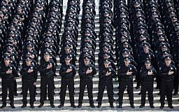 В Кривом Роге заканчивается набор в новую патрульную полицию
