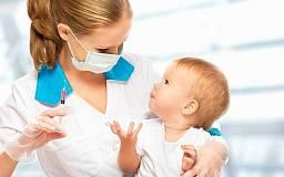 У Кривому Розі завершився перший етап вакцинації від поліомієліту