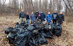 Все на субботник! В воскресенье криворожан приглашают на уборку мусора в Жовтневом районе
