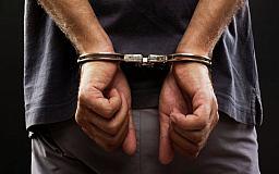 Криворожские полицейские Жовтневого района задержали вора-аматора