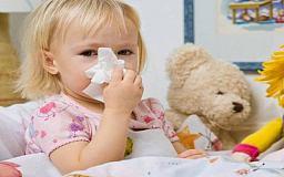 В Кривом Роге выросла заболеваемость гриппом и ОРВИ