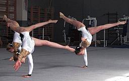 Воспитанники КОШ №102 выступили на соревнованиях по спортивной акробатике