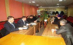 На Днепропетровщине состоялось выездное заседание Украинской межконфессиональной христианской миссии «Духовная и благотворительная опека в местах лишения свободы»