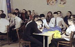 У Кривому Розі відбувся міський фестиваль шкільних прес-центрів «Рух і час»