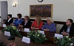 В Кривом Роге наградили победителей конкурса «Мій дім - ОСББ»