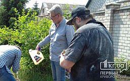 Порошковый огнетушитель в лицо: криворожская полиция 9,5 месяцев рассматривает инцидент в парке Гданцевском