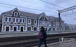 Криворожский поезд лучше всех перевозит объемные грузы