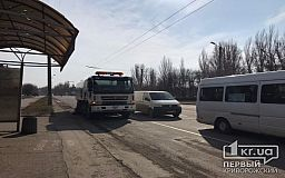 В Кривом Роге приступили к уборке дорог