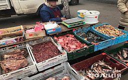 Криворожские правоохранители предотвратили незаконную торговлю сигаретами и мясом