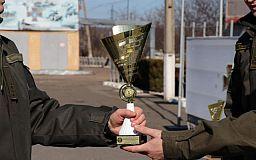 Криворожские нацгвардейцы выбороли второе место на чемпионате по рукопашному бою