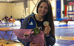 Спорт – моя жизнь, - криворожская чемпионка Украины по вольной борьбе