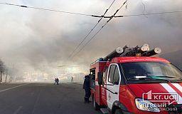 69 пожаров в Кривом Роге случилось за минувшие 7 дней