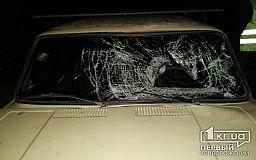 На выезде из Кривого Рога в ДТП погиб пешеход (фото 18+)