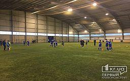 Тренеры криворожской футбольной академии участвовали в семинаре ФК «Динамо»