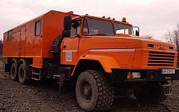 На криворожских ГОКах Метинвеста технику будут ремонтировать специальные мастерские на колесах