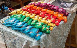 Криворожан призывают надеть разноцветные носки в поддержку людей с синдромом Дауна