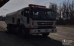 Новой техники для уборки дорог в Кривом Роге не будет