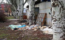 Большинство опрошенных криворожан считают, что нужно штрафовать предпринимателей за мусор на их территории