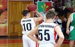 Криворожские баскетболисты выбороли победу во второй матчевой встрече с одесситами