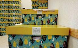 Почти 5 тысяч рожениц Днепропетровской области получили «пакеты малыша»